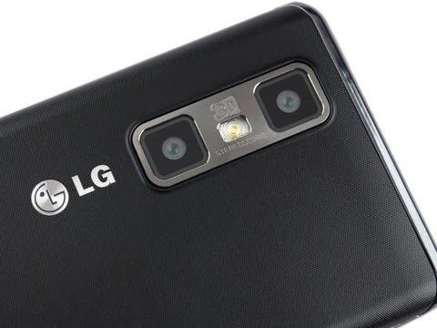 LG Optimus 3D MAX Review