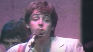 """Rockestra with Paul McCartney and Pete Townshend - """"Lucille"""" (1981) - MDA Telethon"""
