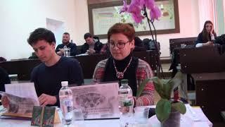 Защита дипломных работ магистров по маркетингу в ОНАПТ | Алексей Аль-Ватар в комиссии