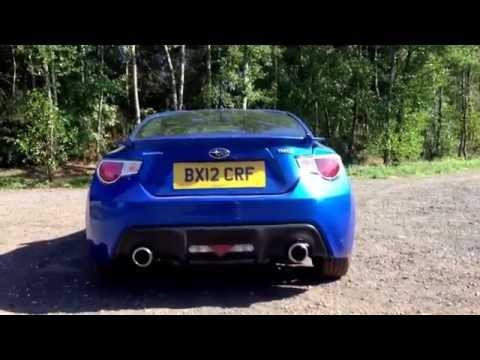 Subaru BRZ review Video
