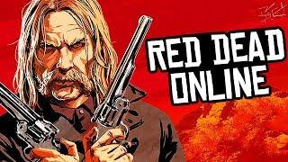 RED DEAD ONLINE моей МЕЧТЫ