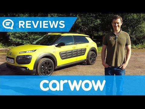 Citroen C4 Cactus 2014-2017 SUV in-depth review   Mat Watson Reviews