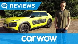 Citroen C4 Cactus 2017 SUV review | Mat Watson Reviews