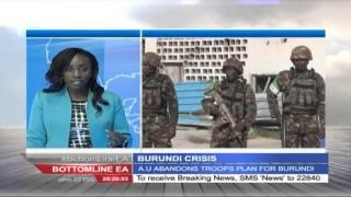 BOTTOMLINE EA 2nd February 2016: part 2 Burundi Crisis