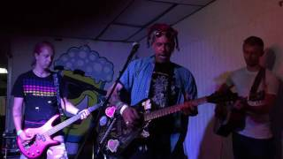 Chuck Mosley - Faster Disco (Faith No More song), live in New York 2017