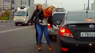 Woman Car Crashes Compilation, Women Driving Fail and accidents # 20