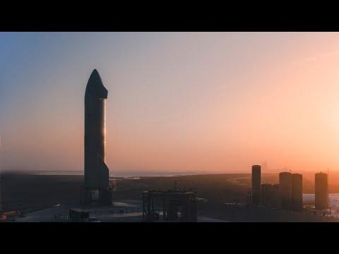 Starship SN11: il a décollé aujourd'hui et a explosé en vol?