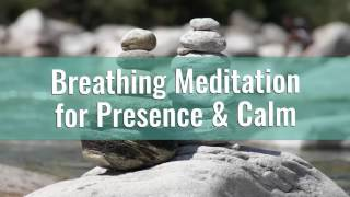 7 Minute Daily Breathing Meditation for Presence & Calm