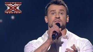 Михаил Мостовой - Mama - IL Divo - Второй прямой эфир - Х-фактор 4 - 02.11.2013