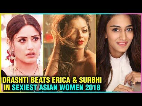 Drashti Dhami BEATS Erica Fernandes And Surbhi Cha