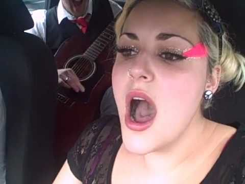 Lola King and the Kickstarts - Bounce Together - Playing in the car