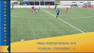 Peursum  - Streefkerk 1 - 0