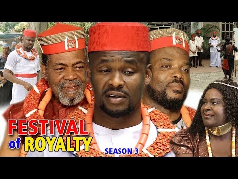 Festival Of Royalty Season 3 - (Zubby Michael) 2018 Latest Nigerian Nollywood Movie Full HD