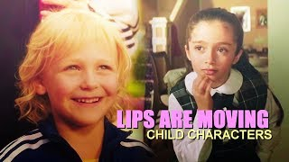 Child Characters [Humor] | Lips Are Movin