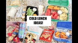 HUSBANDS LUNCHES // COLD LUNCH IDEAS // MAMA APPROVED