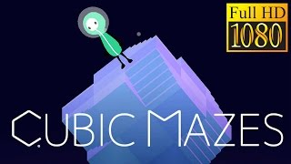 Cubic Mazes Game Review 1080P Official Oridio Puzzle