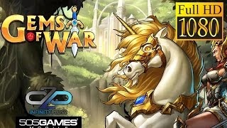 Gems Of War Game Review 1080P Official 505 Games Srl Puzzle