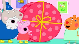 Peppa Pig Official Channel   Peppa Pig Delivers a Surprise Gift!