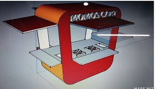 NEW DESIGNS FOR FOOD CARTS#SAI STRUCTURES INDIA# CARTS MANUFACTURER IN DELHI#LOW INVESTMENT BUSINESS