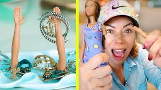 We Tried DIY WAYS TO REUSE OLD TOYS || Old Toys Funny Crafts Ideas - Will It Work? Family Vlog