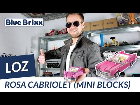 Rosa Cabriolet (mini blocks)