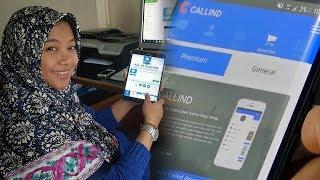Lebih Keren dari WhatsApp, Aplikasi Callind Karya Gadis Kebumen Ini Tawarkan Fitur Lebih Lengkap