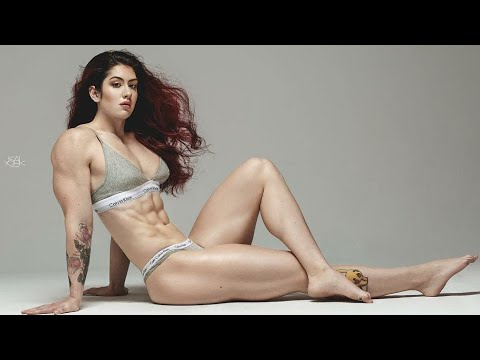 , title : 'Natasha aughey |  Beautiful Female bodybuilder Gym Workout IFBB MUSCLE,'