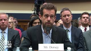 Twitter CEO Jack Dorsey says 'shadow ban' was not impartial