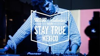 Seth Troxler - Live @ Boiler Room & Ballantine's Stay True Mexico 2014