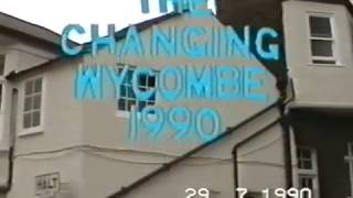 preview picture of video 'The Changing Wycombe 1990'