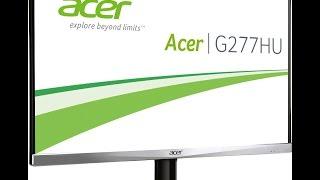 Acer G277HL (UM.HG7EE.011) Monitor