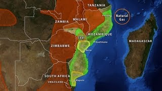 Mozambique - Geography
