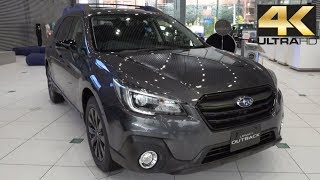 2019 NEW Subaru Legacy Outback X-BREAK Review - 新型スバル レガシィ アウトバック X-BREAK 2019年モデル