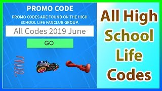 roblox high school life codes for money 2019 - Thủ thuật máy