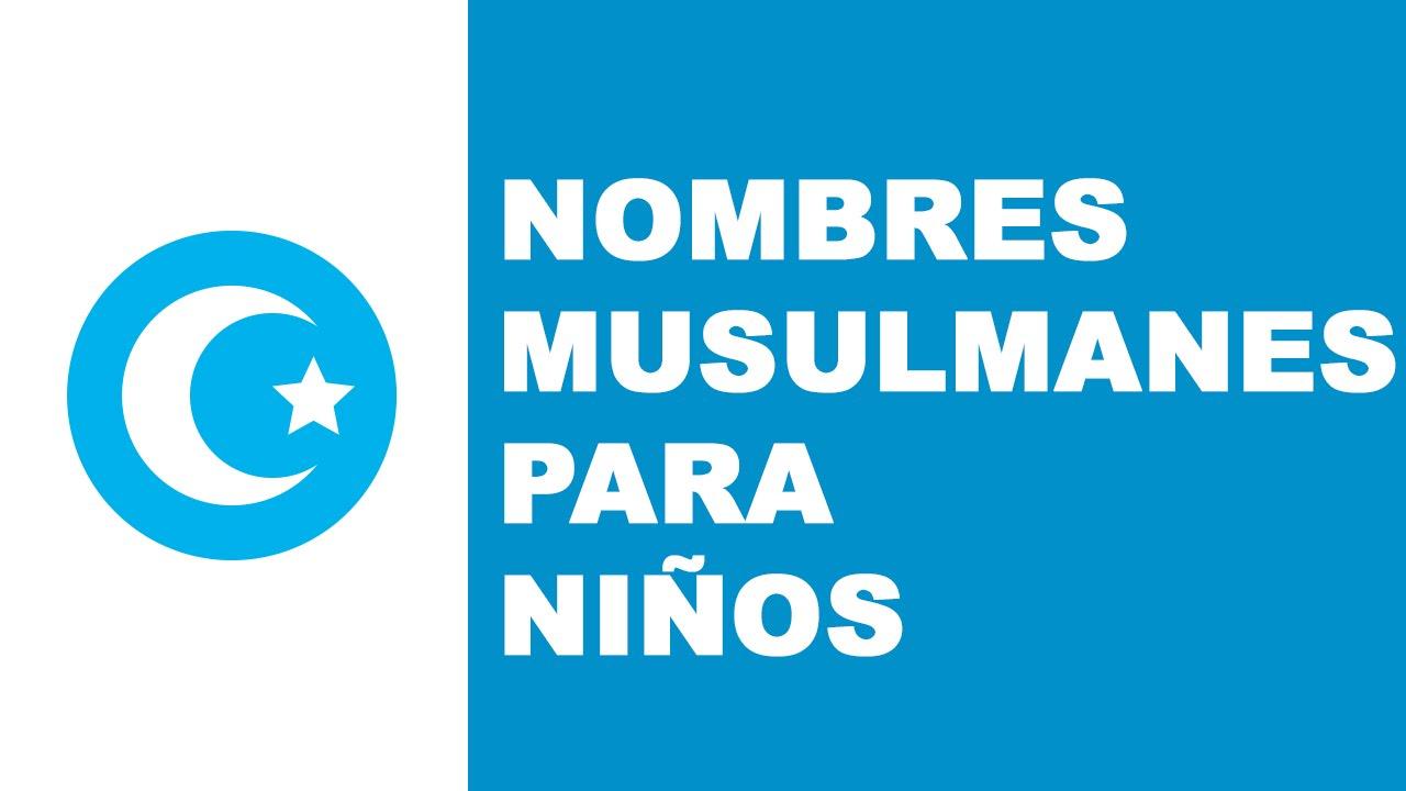Nombres musulmanes para niños