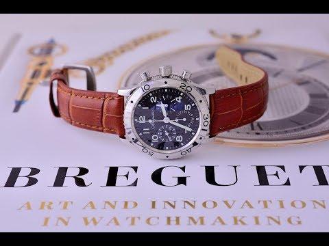 Is the cheapest Breguet really a true Breguet? TYPE XX Aeronvale Transatlantique