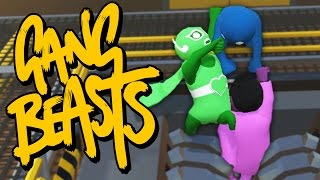 I WHIP MY CAPE BACK AND FORTH   Gang Beasts Online