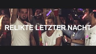 KAYEF   RELIKTE LETZTER NACHT (Official Video) Prod. By Topic