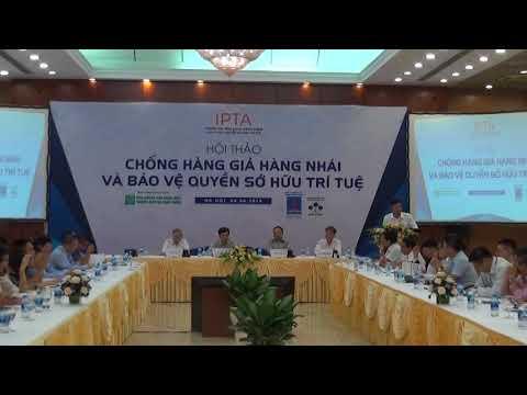 Hội thảo Chống hàng giả hàng nhái và bảo vệ quyền sở hữu trí tuệ