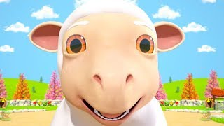 Mary Had a Little Lamb Nursery Rhyme | Songs for Kids by Little Treehouse