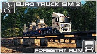Forestry Run (Euro Truck Simulator 2)