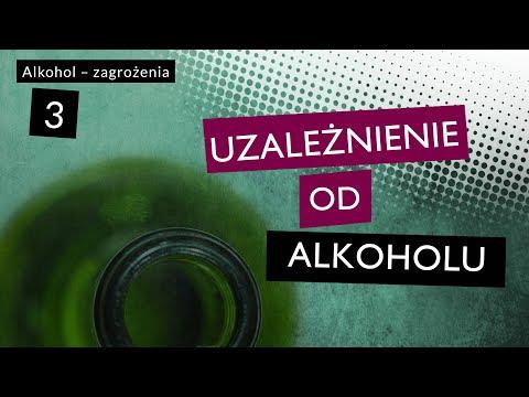 Działanie alkoholu na układ nerwowy