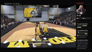 KillerBizzle_UT NBA Finals!!!!!!  Games 4 & 5 with Mathis_Corp UT