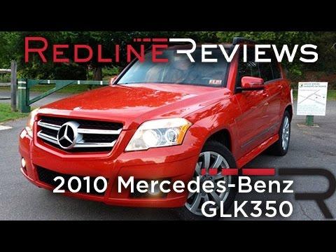 2010 Mercedes-Benz GLK350 Review, Walkaround, Exhaust, & Test Drive
