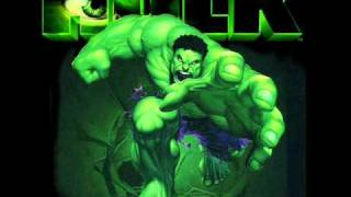 The Incredible Hulk - The Lonely Man Theme  Extended
