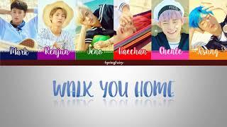 NCT DREAM - Walk you home 같은 시간 같은 자리 (Han Rom Eng Color Coded Lyrics)