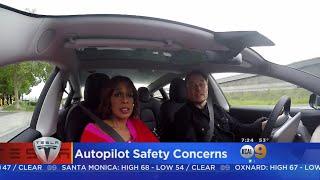 Musk Says Tesla Autopilot