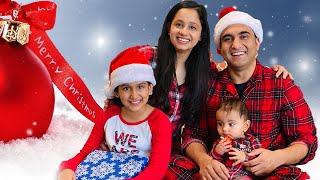 Vardaan ka first Snow Storm & Merry Christmas | Lalit Shokeen Vlogs - Download this Video in MP3, M4A, WEBM, MP4, 3GP