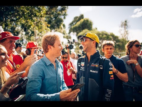 48 HOUR HIGHLIGHTS AT F1 AUSTRALIAN GRAND PRIX | NICO ROSBERG | RACEVLOG