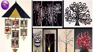 7 Waste Material Crafts Ideas   Diy Room Decor   Do It Yourself  Fashion Pixies